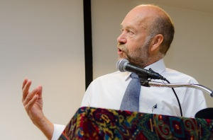 Dr. James Hansen/Photo by Anne Meador